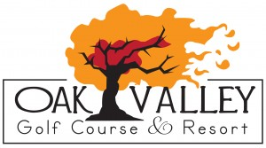 Oak Valley Golf Course and Resort Logo
