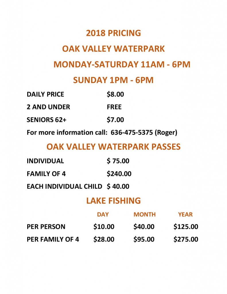 PRICE SHEET WATERPARK FISHING-page-001