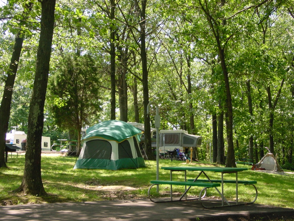 Oak Valley Camping