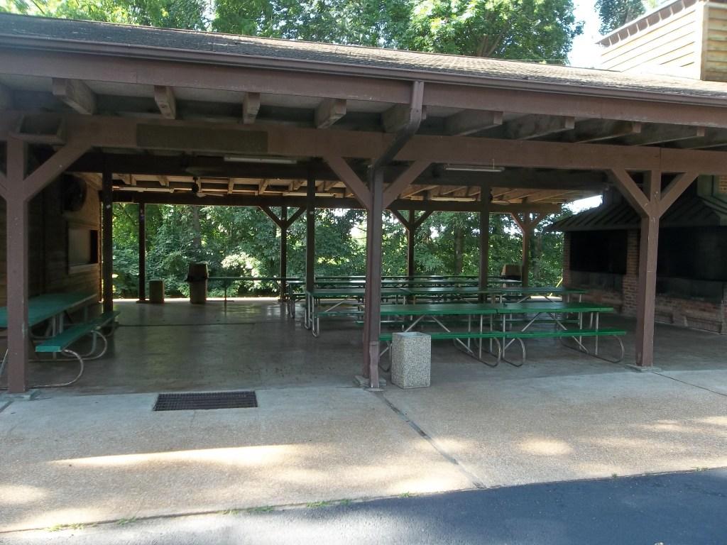 Oak Valley Park Pavilions